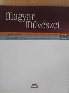 Andrásfalvy Bertalan - Magyar Művészet 2014. október [antikvár]
