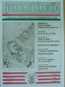 Farkas Elemér - Jobb Jövő 1996. november 28. [antikvár]