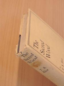 T. S. Eliot - The Sacred Wood [antikvár]