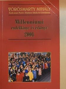 Botfalussy Magdolna - Millenniumi emlékkönyv és évkönyv 2001 [antikvár]