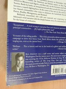 Rick Atkinson - An Army at Dawn [antikvár]