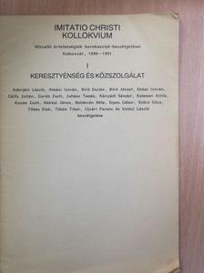 Adorjáni László - Keresztyénység és közszolgálat [antikvár]