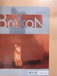 Baglyas Erika - Balkon 2001/11. [antikvár]
