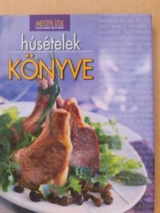 Boda Zoltánné - Húsételek könyve [antikvár]