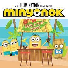 Minyonok - Phil, a nap hőse!