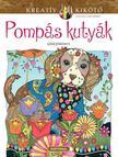 Marjorie Sarnat - Pompás kutyák - Színezőkönyv