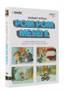 Dargay Attila - Pom Pom meséi II. - DVD