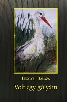LENGYEL BALÁZS - Volt egy gólyám