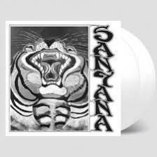 SANTANA - TIGER'S HEAD 2LP SANTANA - WHITE VINYL - LIMITED EDITION