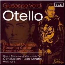 Verdi - OTELLO 2CD MARIO DEL MONACO