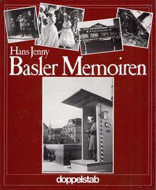 Jenny Han - Basler Memoiren Band 3 1939-1945 [antikvár]