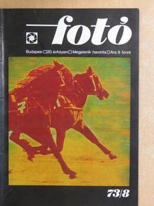 Csapó György - Fotó 1973. augusztus [antikvár]
