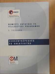 Enyedi György - Versenyképesség és kreativitás [antikvár]