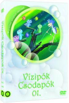 VIZIPÓK CSODAPÓK 1. FELÚJÍTOTT VÁLTOZAT DVD