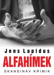 Jens Lapidus - Alfahímek