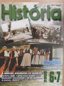A. Sajti Enikő - História 2008/6-7. [antikvár]