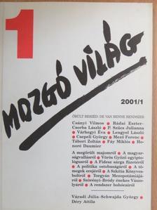 Csányi Vilmos - Mozgó Világ 2001. január [antikvár]