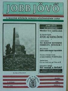 Bíró József - Jobb Jövő 1996. október 3. [antikvár]