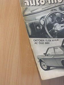 Borisza Gyula - Autó-Motor 1975. október 6. [antikvár]