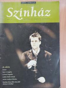 Alan Bennett - Színház 2003. április [antikvár]
