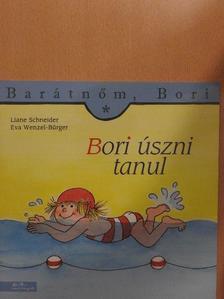 Liane Schneider - Bori úszni tanul [antikvár]
