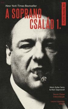 Matt Zoller Seitz  - Alan Sepinwall - A maffiózók nagykönyve 1. - Tony Soprano titkai