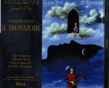 Verdi - IL TROVATORE CD GAVAZZENI, BERGONZI, TUCCI, CAPPUCCILLI, SIMIONATO
