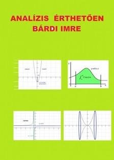 Imre Bárdi - Analízis érthetően [eKönyv: pdf, epub, mobi]