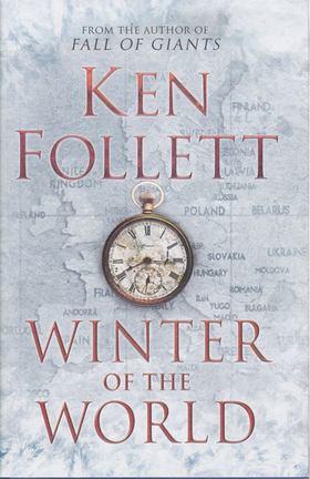 Ken Follett - WINTER OF THE WORLD [antikvár]