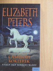 Elizabeth Peters - Cameloti kóklerek [antikvár]