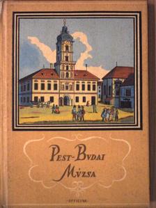 Baróti Szabó Dávid - Pest-Budai Múzsa [antikvár]