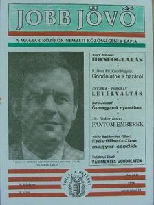 Bíró József - Jobb Jövő 1996. szeptember 19. [antikvár]