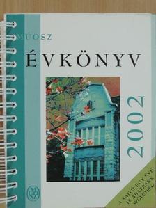 Cserhalmi Imre - MÚOSZ Évkönyv 2002 [antikvár]