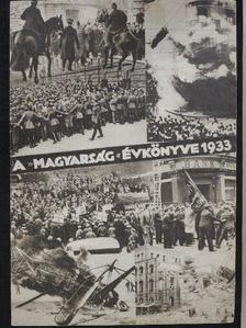 Barabás Endre - A Magyarság Évkönyve 1933 [antikvár]