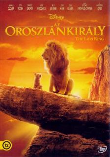 AZ OROSZLÁNKIRÁLY (ÉLŐSZEREPLŐS) DISNEY  DVD