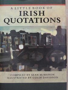 G. K. Chesterton - A Little Book of Irish Quotations [antikvár]