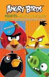 Angry Birds - Angry Birds óriási színező és foglalkoztató könyv - Küldetés: Malacok ki az ólból!