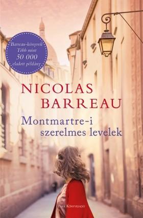 Nicolas Barreau - Montmartre-i szerelmes levelek [eKönyv: epub, mobi]