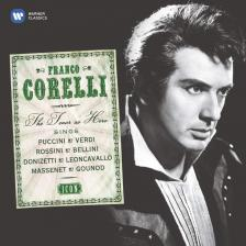 BELLINI, VERDI, DONIZETTI - CORELLI - THE TENOR AS HERO 4CD