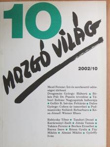Almási Miklós - Mozgó Világ 2002. október [antikvár]