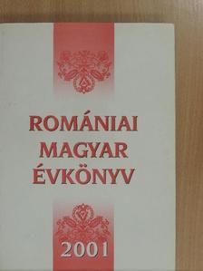 Albert Álmos - Romániai Magyar Évkönyv 2001. [antikvár]