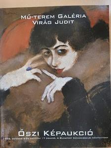 Andorka Júlia - Mű-Terem Galéria - Virág Judit - Őszi képaukció 1998. [antikvár]