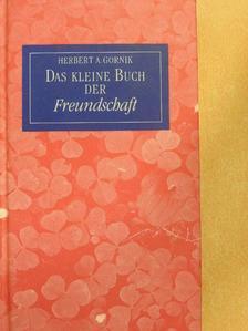 Erich Fried - Das kleine Buch der Freundschaft [antikvár]