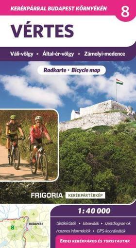 Vértes - Kerékpárral Budapest környékén