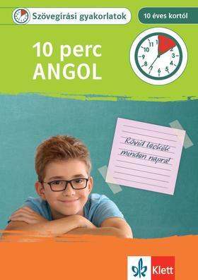 Julia Umschaden - 10 perc Angol - Szövegírási gyakorlatok 10 éves kortól