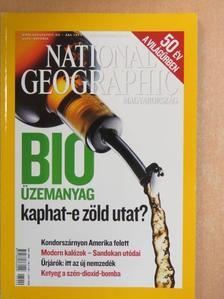 Bill McKibben - National Geographic Magyarország 2007. október [antikvár]