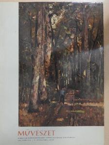 Angyal Endre - Művészet 1965. március [antikvár]