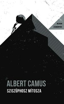 Albert Camus - Sziszüphosz mítosza - Helikon Zsebkönyvek 109.