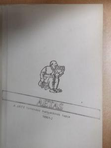 Bellavics István - Aetas 1986/1-2. [antikvár]