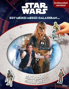 Matricás mókafüzet: Star Wars